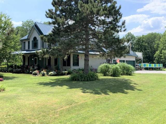 5403 S Holiday Drive, Crawfordsville, IN 47933 (MLS #21723155) :: Anthony Robinson & AMR Real Estate Group LLC