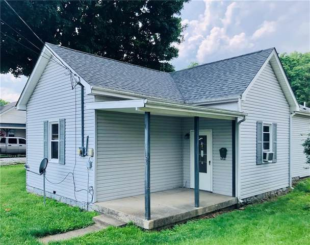 126 W Third Street, Knightstown, IN 46148 (MLS #21723168) :: The Indy Property Source