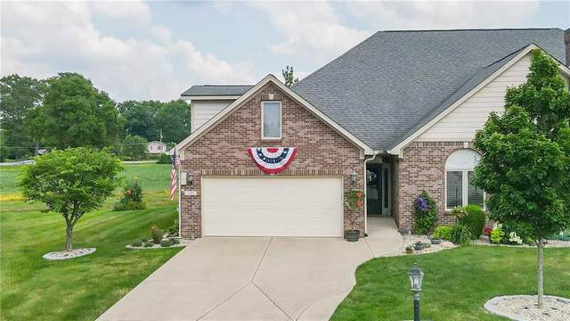 541 Cherry Blossom Lane 7A, Fortville, IN 46040 (MLS #21723171) :: AR/haus Group Realty