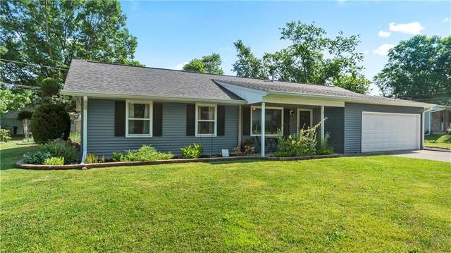 311 Meadow Drive, Greenwood, IN 46142 (MLS #21723200) :: The Indy Property Source