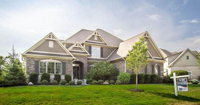 11428 Golden Bear Way, Noblesville, IN 46060 (MLS #21723202) :: The Indy Property Source