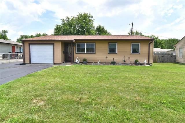 639 N Meridian Street, Greenwood, IN 46143 (MLS #21723208) :: The Indy Property Source
