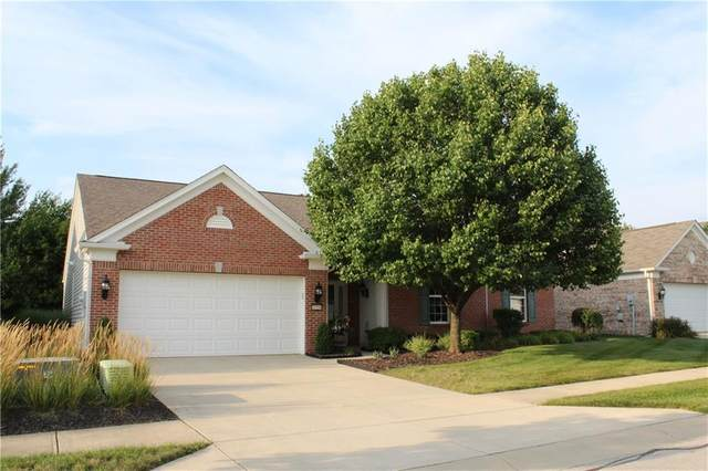 15294 Charbono Street, Fishers, IN 46037 (MLS #21723216) :: The Indy Property Source