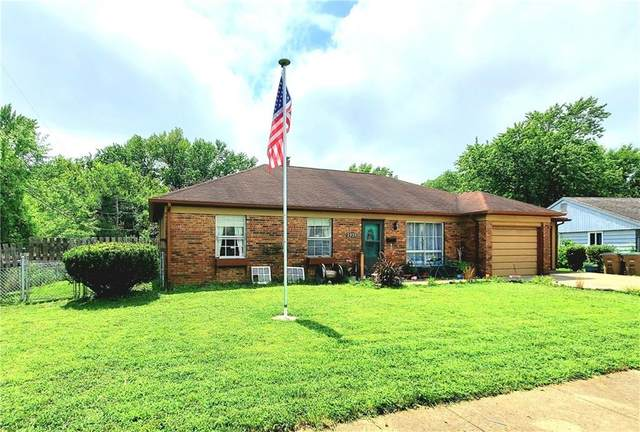 2925 30th Street, Columbus, IN 47203 (MLS #21723251) :: Mike Price Realty Team - RE/MAX Centerstone