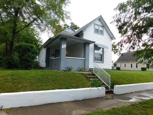 2838 N Kenwood Avenue, Indianapolis, IN 46208 (MLS #21723256) :: The Evelo Team