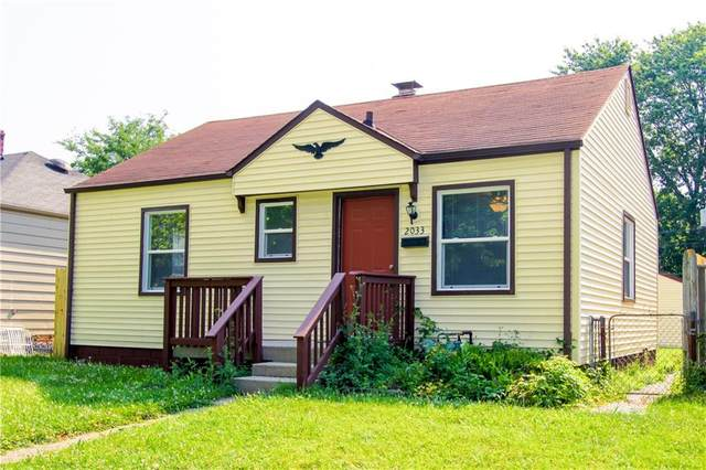 2033 N Colorado Avenue, Indianapolis, IN 46218 (MLS #21723270) :: Anthony Robinson & AMR Real Estate Group LLC