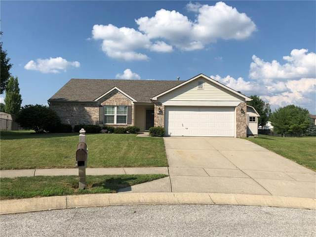 10754 Galant Fox Court, Indianapolis, IN 46234 (MLS #21723271) :: Mike Price Realty Team - RE/MAX Centerstone