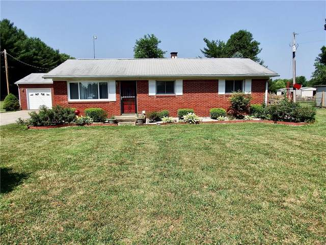 1298 S Runyon Road, Greenwood, IN 46143 (MLS #21723280) :: Mike Price Realty Team - RE/MAX Centerstone