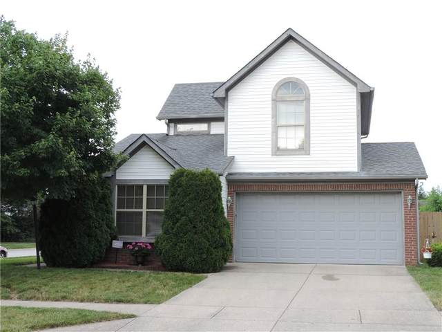 5641 Foxglove Lane, Indianapolis, IN 46254 (MLS #21723296) :: David Brenton's Team