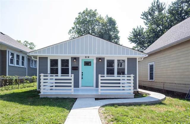 2149 Singleton Street, Indianapolis, IN 46203 (MLS #21723299) :: Anthony Robinson & AMR Real Estate Group LLC