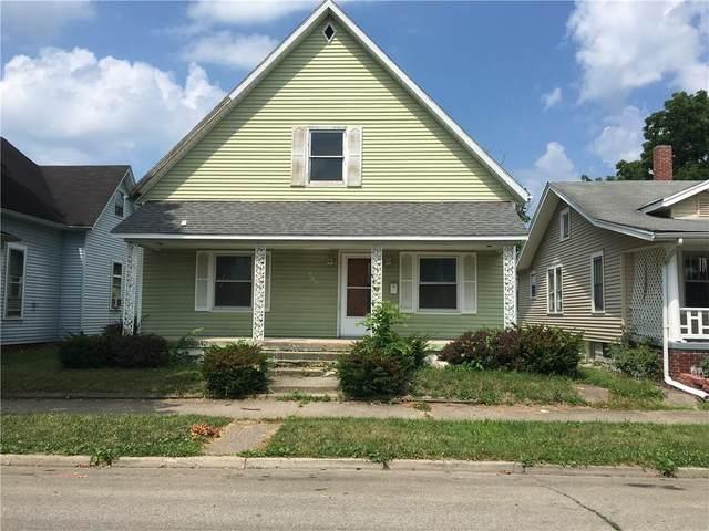 865 S Tompkins Street, Shelbyville, IN 46176 (MLS #21723343) :: Richwine Elite Group