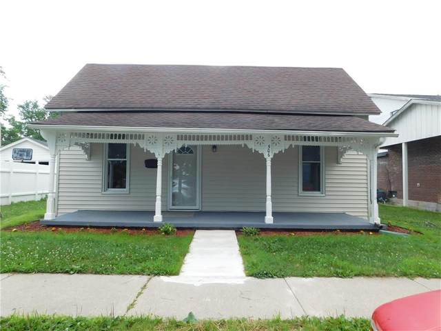506 S Main Street, Edinburgh, IN 46124 (MLS #21723367) :: David Brenton's Team