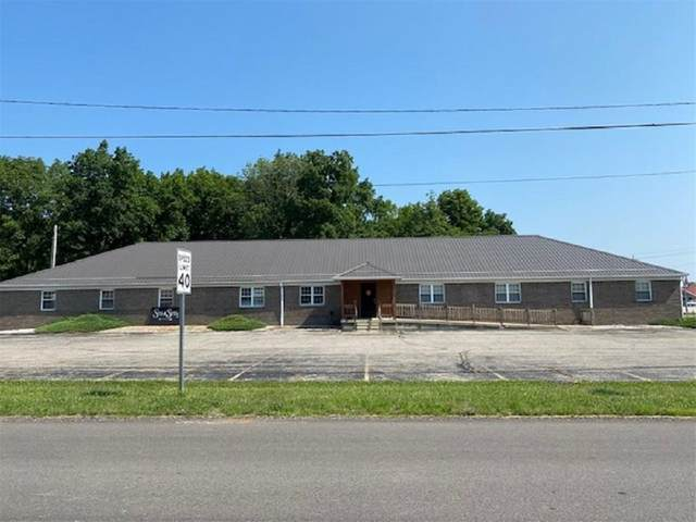 981 E State Street, Veedersburg, IN 47987 (MLS #21723411) :: Anthony Robinson & AMR Real Estate Group LLC