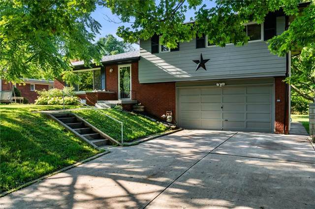 2325 E 35TH Street, Anderson, IN 46013 (MLS #21723416) :: AR/haus Group Realty