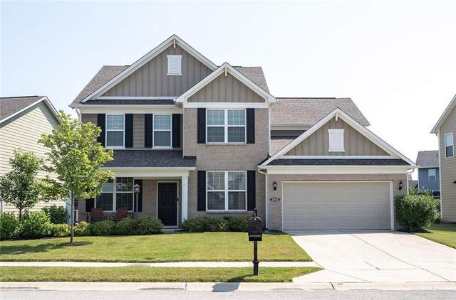 15835 Viking Meadows Dr, Westfield, IN 46074 (MLS #21723432) :: The Evelo Team