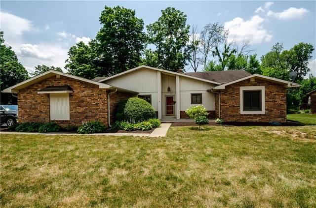 810 Ramblin Road, Greenwood, IN 46142 (MLS #21723439) :: Anthony Robinson & AMR Real Estate Group LLC