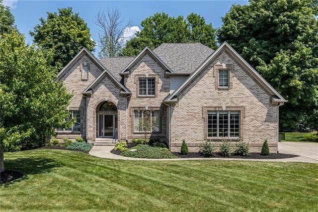 14172 Waterway Boulevard, Fishers, IN 46040 (MLS #21723447) :: Anthony Robinson & AMR Real Estate Group LLC