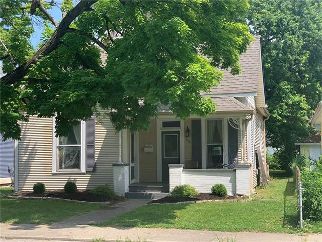 146 E Washington Street, Mooresville, IN 46158 (MLS #21723458) :: The Indy Property Source