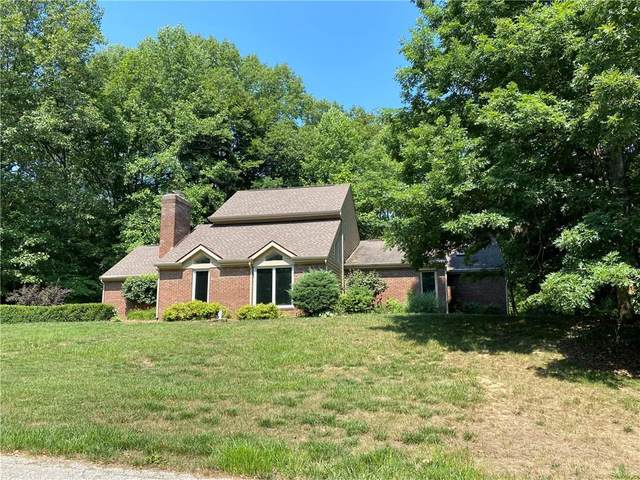 200 Bailliere Drive, Martinsville, IN 46151 (MLS #21723468) :: Mike Price Realty Team - RE/MAX Centerstone