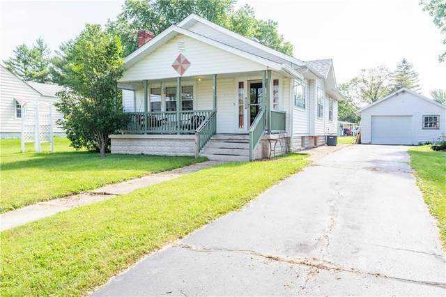 5324 Main Street, Anderson, IN 46013 (MLS #21723473) :: AR/haus Group Realty