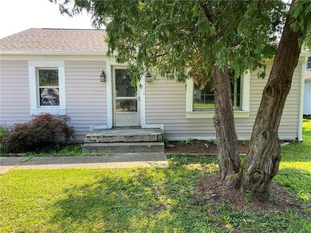 301 N Cole Street, Indianapolis, IN 46224 (MLS #21723483) :: The Indy Property Source