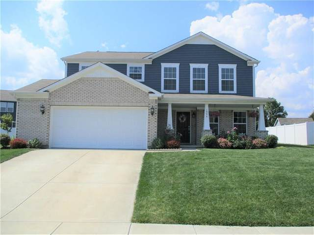 1994 Buckthorn Drive, Columbus, IN 47201 (MLS #21723492) :: Anthony Robinson & AMR Real Estate Group LLC