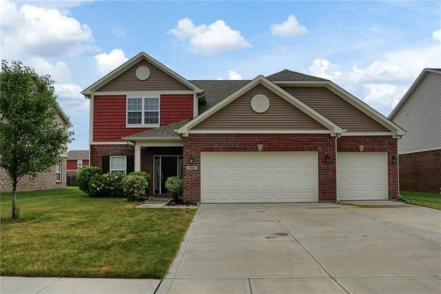 4648 W Lawrence Way, New Palestine, IN 46163 (MLS #21723503) :: The Indy Property Source