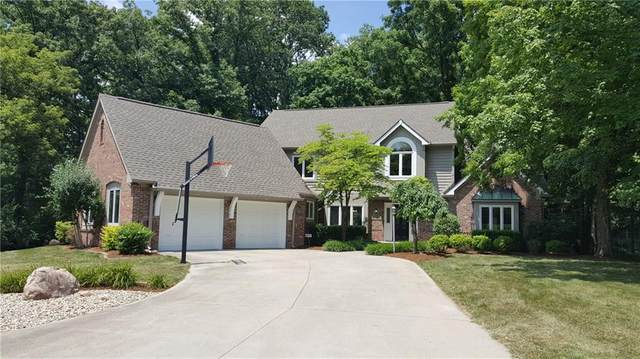 11644 Horizon Court, Fishers, IN 46037 (MLS #21723505) :: Anthony Robinson & AMR Real Estate Group LLC