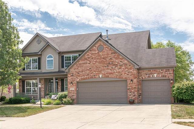 5819 W Glenview Drive, Mccordsville, IN 46055 (MLS #21723519) :: Mike Price Realty Team - RE/MAX Centerstone