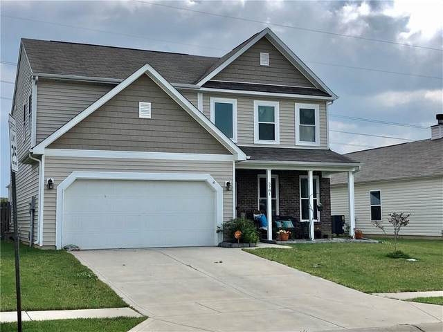 5781 White Pine Road, Whitestown, IN 46075 (MLS #21723550) :: Anthony Robinson & AMR Real Estate Group LLC