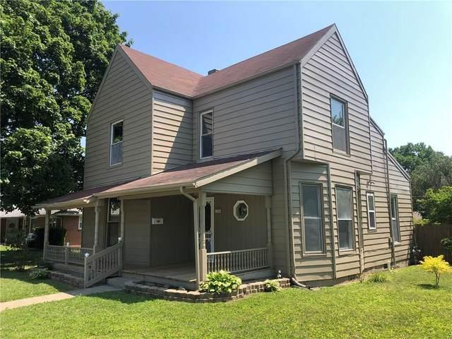 1405 N Harrison Street, Alexandria, IN 46001 (MLS #21723554) :: Heard Real Estate Team   eXp Realty, LLC