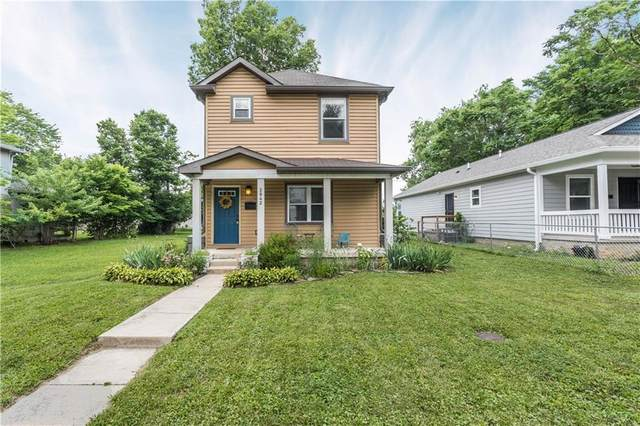 2842 N Highland Place, Indianapolis, IN 46208 (MLS #21723570) :: Heard Real Estate Team | eXp Realty, LLC
