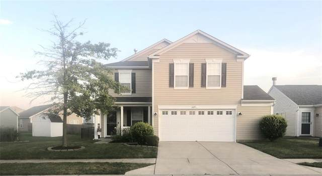 1629 Wagner Drive, Shelbyville, IN 46176 (MLS #21723573) :: Richwine Elite Group