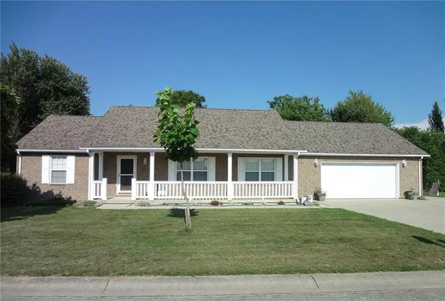 918 S Creek Drive E, Greensburg, IN 47240 (MLS #21723598) :: Anthony Robinson & AMR Real Estate Group LLC
