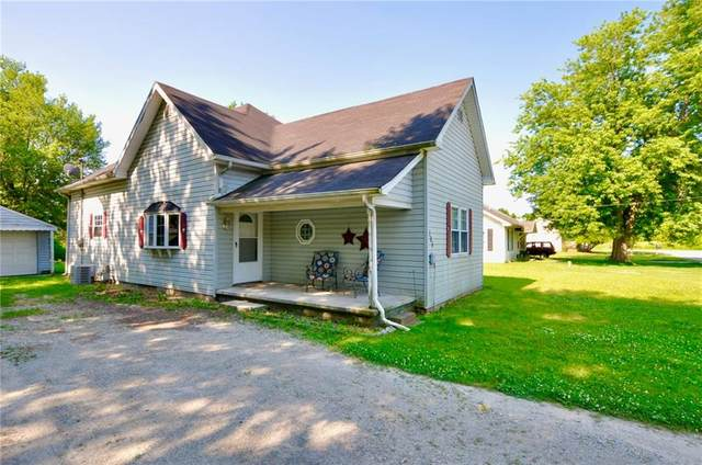 105 W North A Street, Elwood, IN 46036 (MLS #21723603) :: Heard Real Estate Team | eXp Realty, LLC