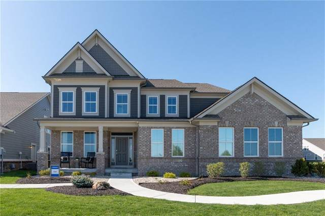 1947 Ushant Street, Westfield, IN 46074 (MLS #21723630) :: Richwine Elite Group