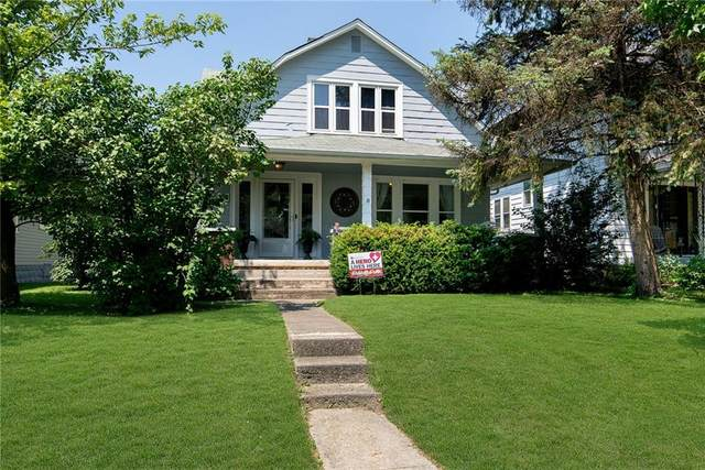 522 N Emerson Avenue, Indianapolis, IN 46219 (MLS #21723633) :: Anthony Robinson & AMR Real Estate Group LLC