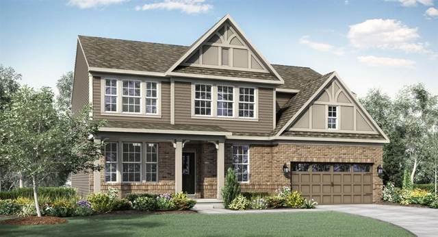 3971 New Battle Lane, Bargersville, IN 46040 (MLS #21723636) :: The Indy Property Source