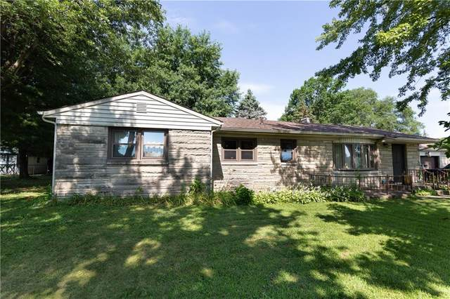 6506 Hi Vu Drive, Indianapolis, IN 46227 (MLS #21723643) :: The Indy Property Source