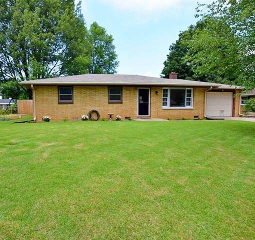 3502 River Park Drive, Anderson, IN 46012 (MLS #21723663) :: The Indy Property Source