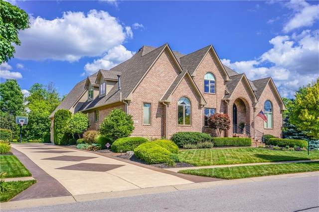 1821 Eagle Trace Drive, Greenwood, IN 46143 (MLS #21723667) :: Anthony Robinson & AMR Real Estate Group LLC