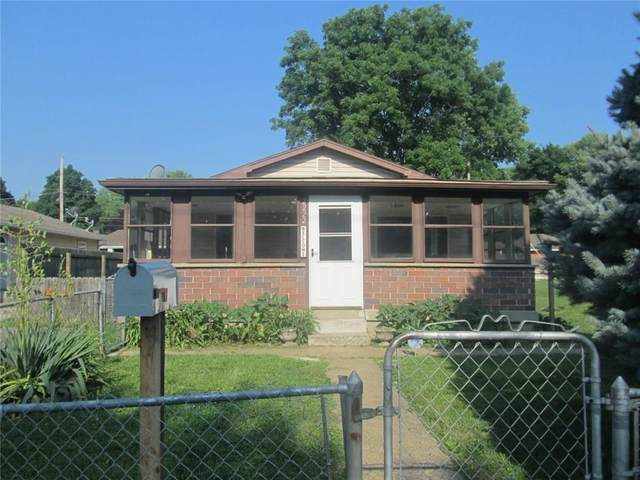 2222 Wallace Avenue, Indianapolis, IN 46218 (MLS #21723669) :: The Indy Property Source
