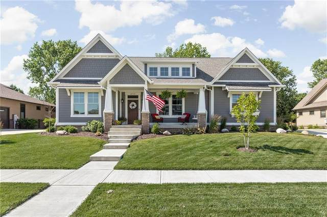 4713 Wellswood Bend, Carmel, IN 46033 (MLS #21723741) :: Heard Real Estate Team | eXp Realty, LLC