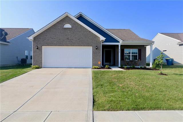 4746 Chip Shot Lane, Indianapolis, IN 46235 (MLS #21723751) :: Anthony Robinson & AMR Real Estate Group LLC