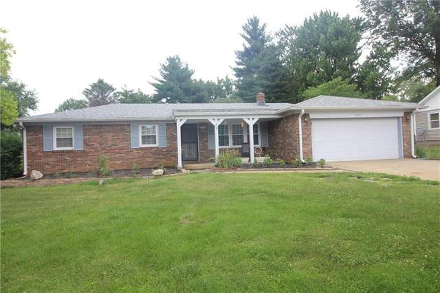 5112 Mount Pleasant Center Street, Greenwood, IN 46142 (MLS #21723757) :: Mike Price Realty Team - RE/MAX Centerstone