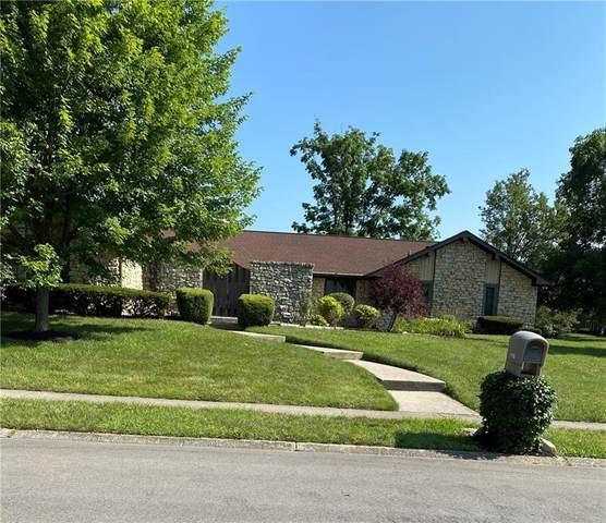 11796 Eden Estates Pl, Carmel, IN 46033 (MLS #21723785) :: Mike Price Realty Team - RE/MAX Centerstone