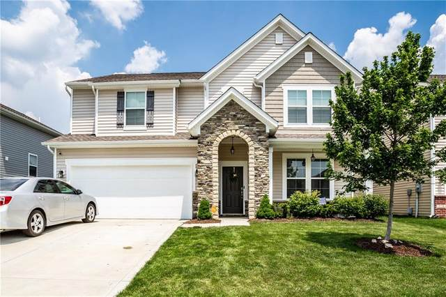 5772 Waterstone Way, Whitestown, IN 46075 (MLS #21723801) :: Anthony Robinson & AMR Real Estate Group LLC