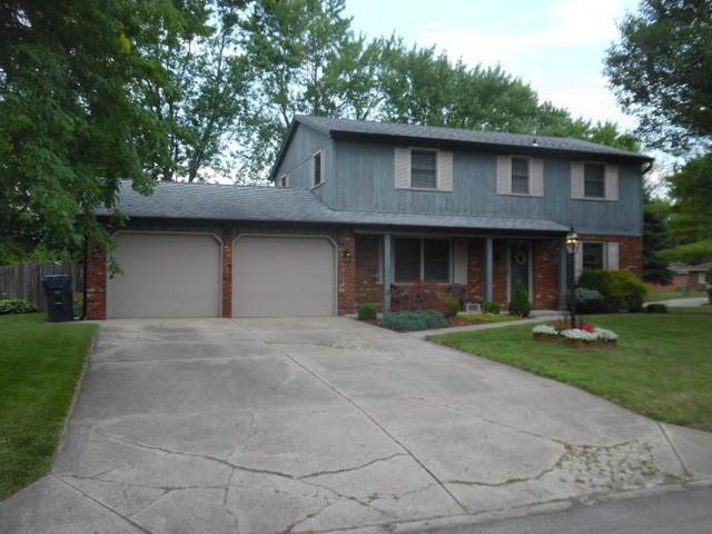 2424 Albert Street, Anderson, IN 46012 (MLS #21723811) :: The Indy Property Source