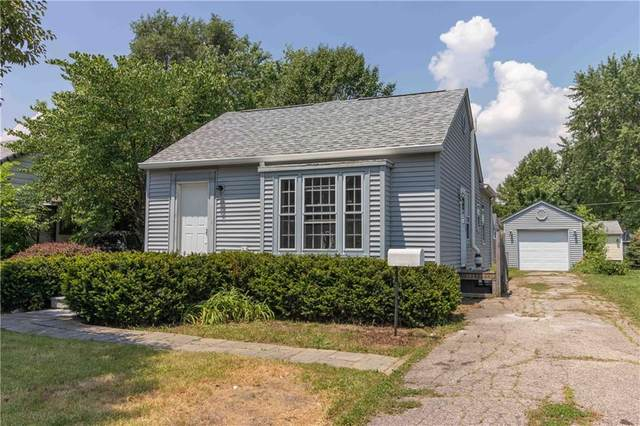 406 E Sumner Avenue, Indianapolis, IN 46227 (MLS #21723823) :: AR/haus Group Realty