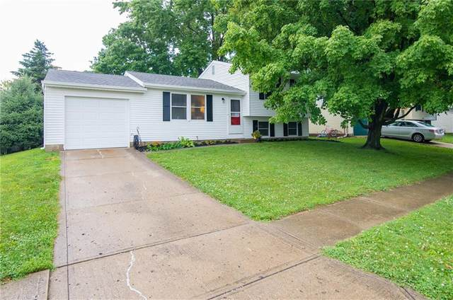 5414 Sleet Drive, Indianapolis, IN 46237 (MLS #21723837) :: Anthony Robinson & AMR Real Estate Group LLC